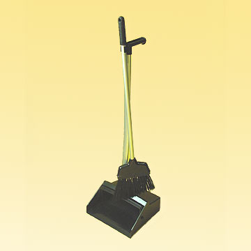 Broom & Lobby Dustpan