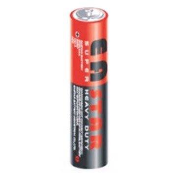 Super Heavy Duty AAA Dry Battery
