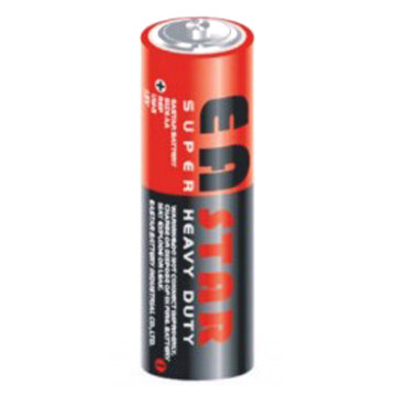 Super Heavy Duty AA Dry Battery