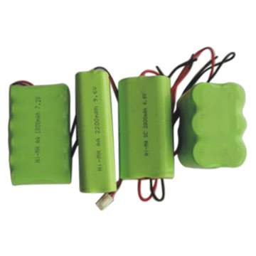 Rechargable Battery Packs