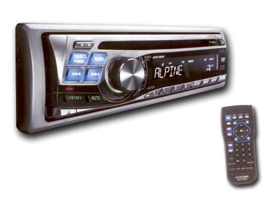 DVD - CD - MP3 - WMA Car Audio