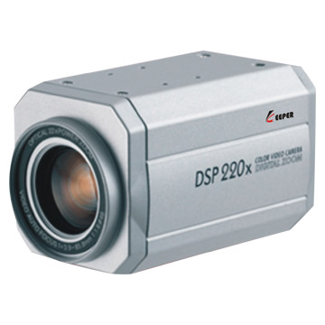 All-In-One 22X Color CCD Camera