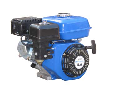 Air-cooled gasoline engine M160 with 5.5hp