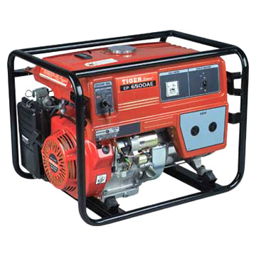 Gasoline Generating Sets (EP Series)