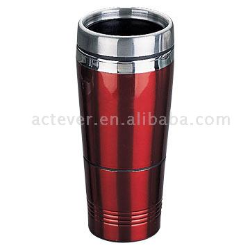 Double-Stainless Steel Mug