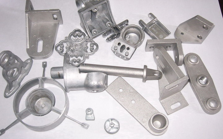 Industrial equipment spare parts