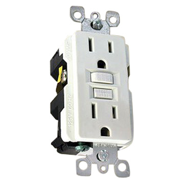 Safety Lock GFCI Receptacles