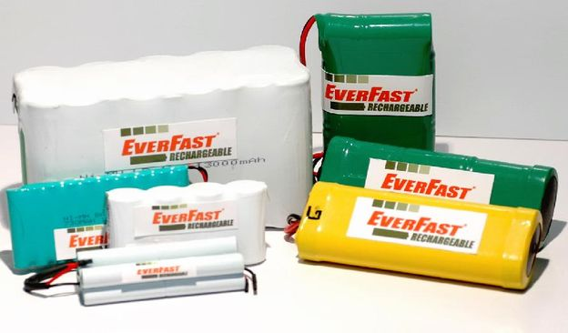 OEM Rechargeable Battery Packs