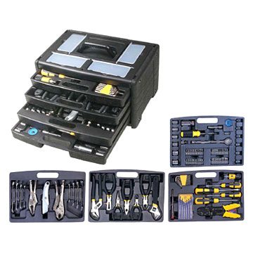 99 Piece Combination Hand Tool Kits