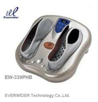 Infrared magnetic wave foot massager