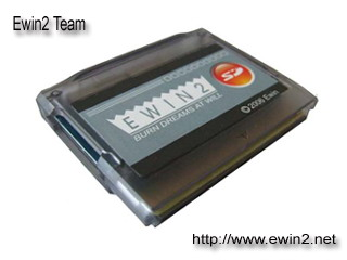Ewin2  SD verion Media card for NDS