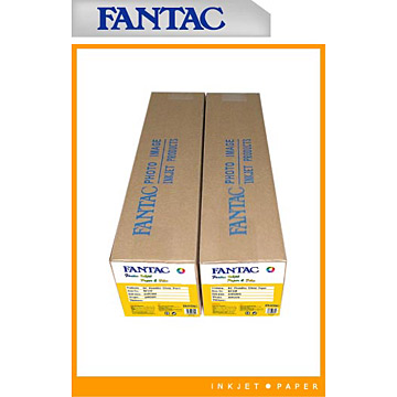 260g High Photo Glossy Paper (RC-base) in Rolls