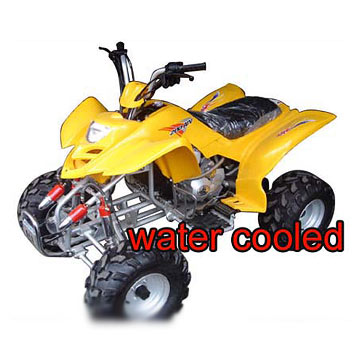 200cc Water Cooled ATV