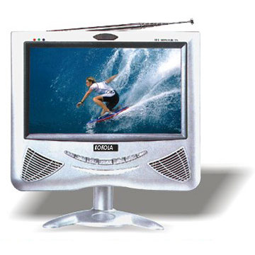 LCD Color TV (Stand Type)