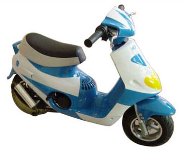 Gas mini moped scooter from china (Hl-G68)