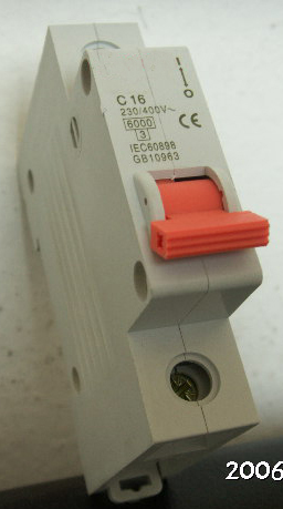 MINI CIRCUIT BREAKER (MBKN)