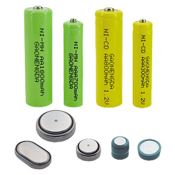 Ni-Mh - Ni-Cd Battery