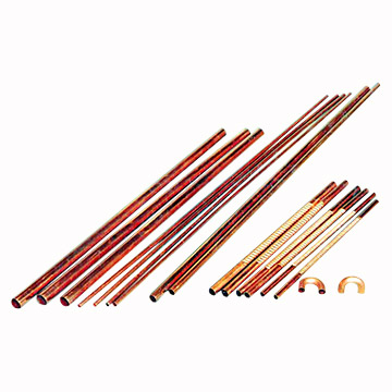 Straight Copper Tube