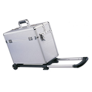 Aluminum Trolley Cases