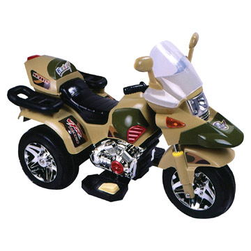 3-Wheel Motorbikes for Children