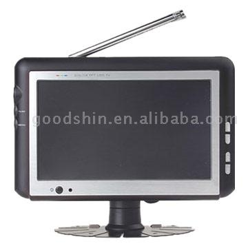 TFT LCD Mobile Digital TV Receiver