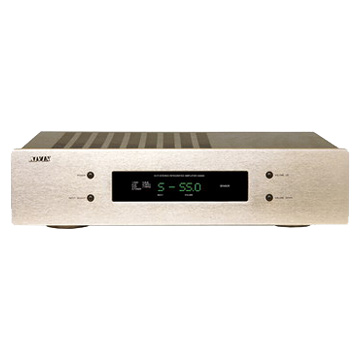 Remote Hi-Fi Integrated Power Amplifiers