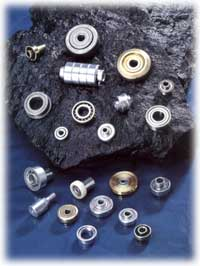 Unground Low Carbon Steel Bearing