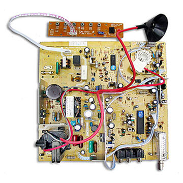 Color TV Mainboards