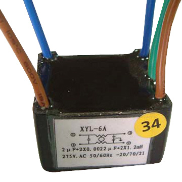 Motor Run & Start Capacitors