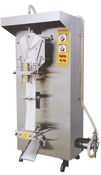 Automatic Sachet Filling Machine