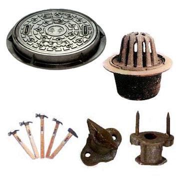 Cast Metal Products