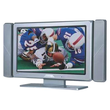 "27"" Widescreen TFT-LCD TV"
