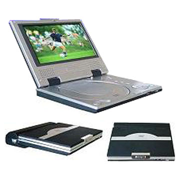 "7"" Portable DVD Players"