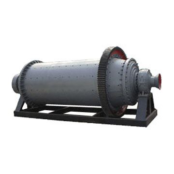 Ball Mill & Magnetic Separation