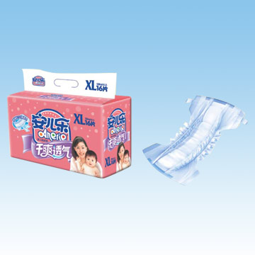 Dry-Weave And Breathable Baby Diaper