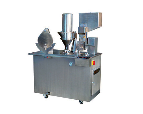 Semi-automatic Capsule Filling Machine