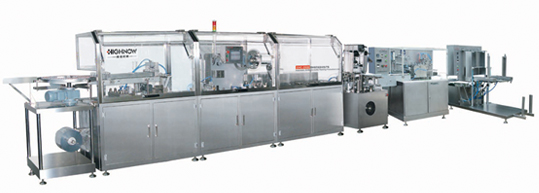 Automatic Vial Packing Production Line