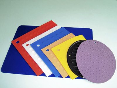 silicone tableware(pot holder)