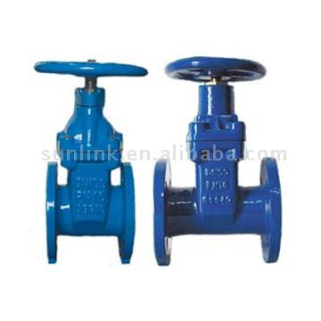 Resilient-Seated Gate Valves