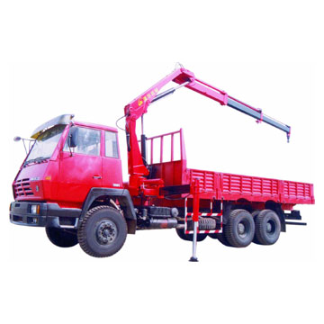 Truck Mounted Crane (Knuckle-Boom)