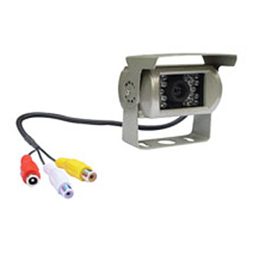Car Rearview Camera with 18 LEDs