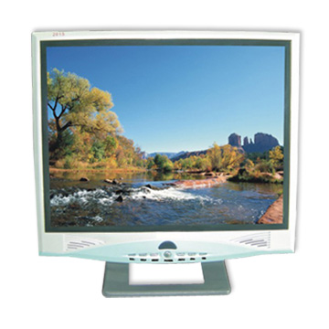 "15"" TFT LCD Monitor with TV Tuners"