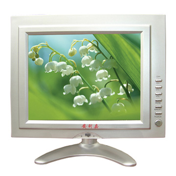 "8"" TFT LCD Color TV with Monitor Functions"