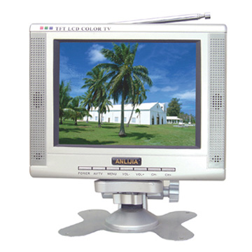 "5.6"" TFT LCD Color TV"
