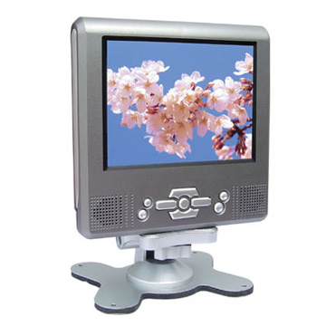 "5"" TFT LCD Color TV"