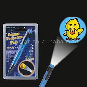 Image Projection Pens