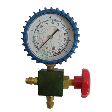 Single Manifold Gauges