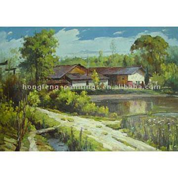 Oil Painting (Landscape)