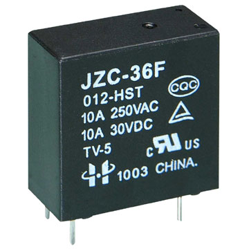 Subminiature Power Relay