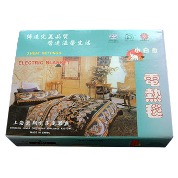 Electric Blanket Packages